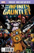 True Believers Infinity Gauntlet Vol 1 1