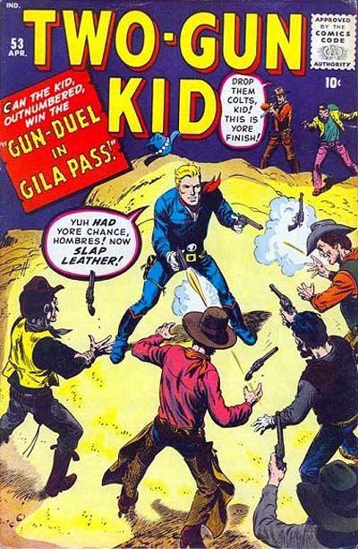 Two-Gun Kid Vol 1 53