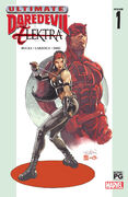 Ultimate Daredevil and Elektra Vol 1 1