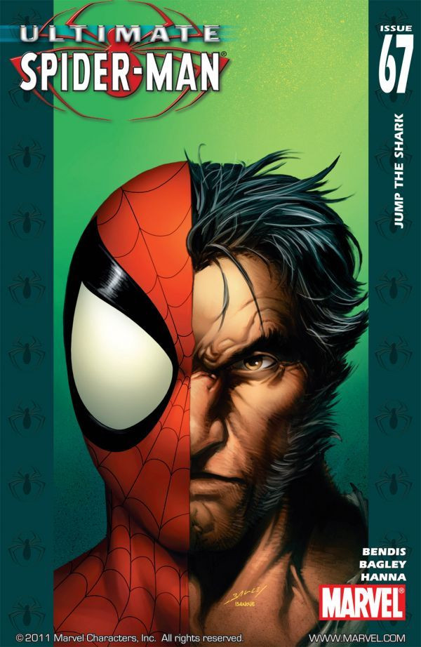 Ultimate Spider-Man Vol 1 67