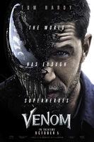 Venom (film) poster 007