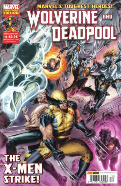 Wolverine and Deadpool Vol 2 12