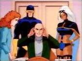 X-Men (Earth-652975) from Pryde of the X-Men Season 1 1 008