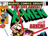X-Men Annual Vol 1 3