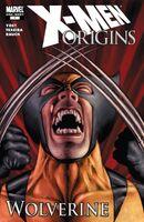 X-Men Origins Wolverine Vol 1 1