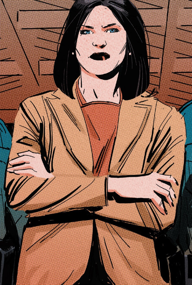 Andrea Pearson (Earth-616)