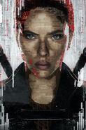 Black Widow (film) poster 023 textless