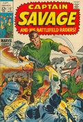 Capt. Savage and his Leatherneck Raiders Vol 1 12