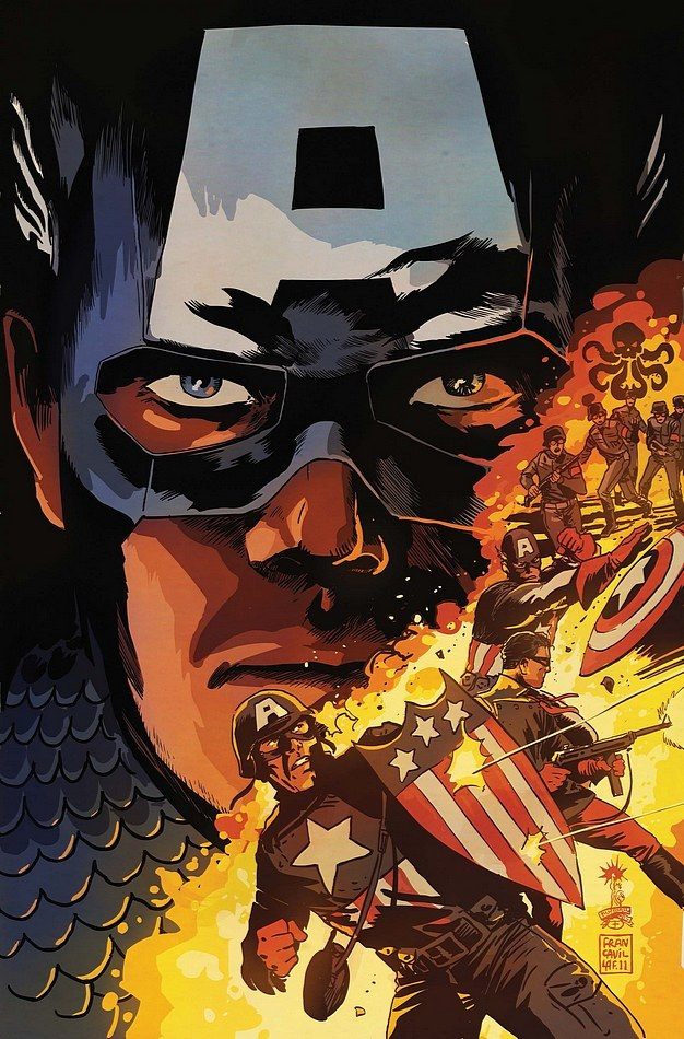 Captain America and Bucky Vol 1 625 Textless.jpg