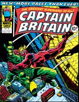 Captain Britain Vol 1 26