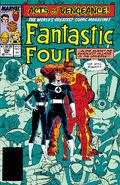 Fantastic Four Vol 1 334