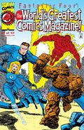 Fantastic Four World's Greatest Vol 1 1