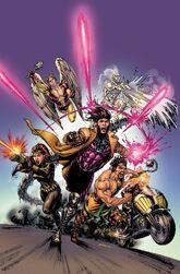 Gambit From the Marvel Vault Vol 1 1 Textless.jpg
