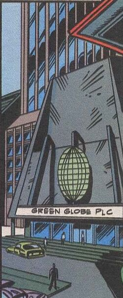 Green Globe Headquarters from Ravage 2099 Vol 1 10 001.jpg