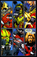 Guardians of the Galaxy (Earth-616) from Guardians of the Galaxy Vol 2 2 001