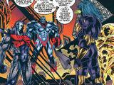 Horsemen of Apocalypse (Earth-295)