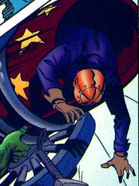 Jack Pulver (Earth-7642)