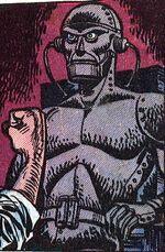 John Doe (Robot) (Earth-616) from Strange Tales Vol 1 18 0001.jpg