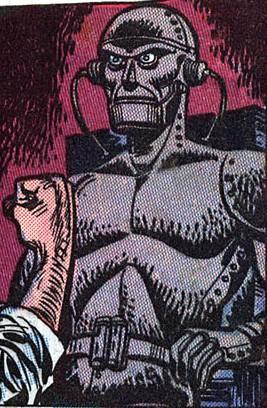 John Doe (Robot) (Earth-616)
