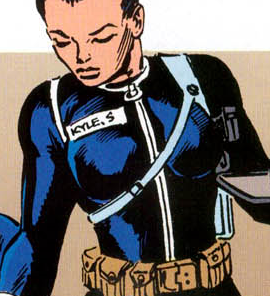 Kyle (Earth-616) from Captain America Nick Fury Blood Truce Vol 1 1 001.png