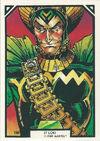 Loki Laufeyson (Earth-616) from Arthur Adams Trading Card Set 0001