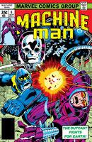Machine Man Vol 1 6