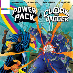 Marvel Graphic Novel: Cloak and Dagger and Power Pack: Shelter from the Storm Vol 1 1