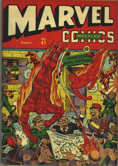 Marvel Mystery Comics Vol 1 41