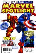 Marvel Spotlight Civil War Aftermath Vol 1 1