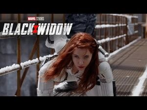 Marvel Studios' Black Widow - Big Game Spot