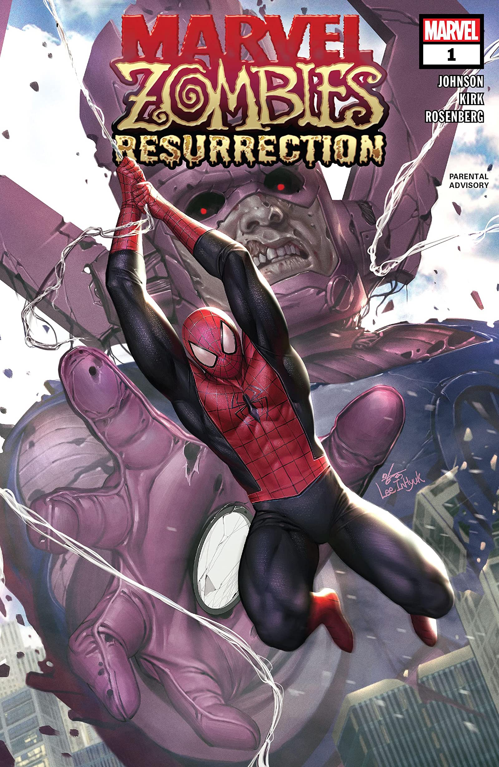Marvel Zombies: Resurrection Vol 2 1