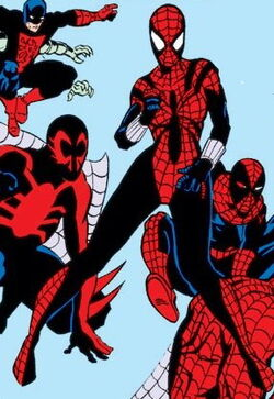 May Parker (Earth-98105) Amazing Spider-Man Vol 1 439.jpg