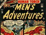 Men's Adventures Vol 1 28