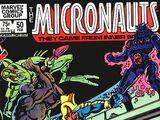 Micronauts Vol 1 50