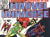 Official Handbook of the Marvel Universe Vol 1 14