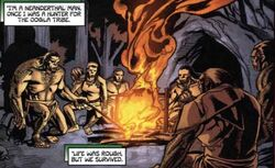 Oogla Tribe (Earth-616) from Cable Vol 1 96 001.jpg