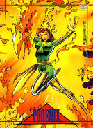 Phoenix Force (Earth-616) from Marvel Universe Cards Series IV 0001