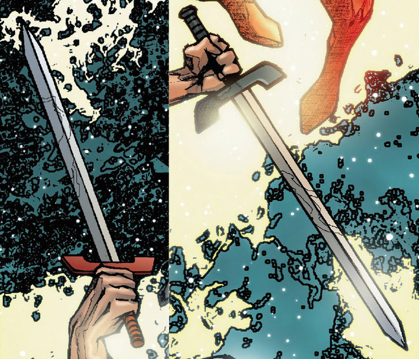 Red Shift's Swords