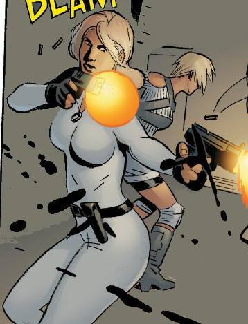Sharon Carter (Earth-85826)