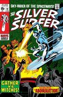 Silver Surfer Vol 1 12