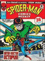 Spider-Man Comics Weekly Vol 1 117