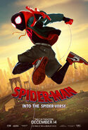 Spider-Man Into the Spider-Verse poster 006