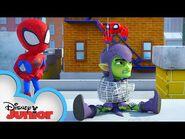 Spidey Surprise - Marvel's Spidey and His Amazing Friends - @Disney Junior @Marvel HQ