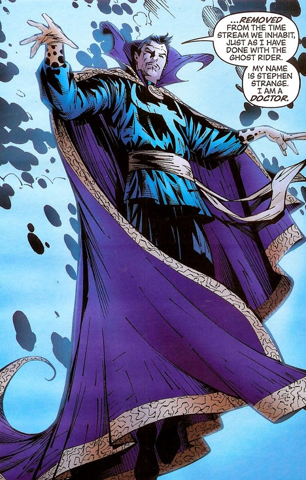 Stephen Strange (Earth-7642)