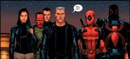 Thunderbolts (Red Hulk) (Earth-616) from Thunderbolts Vol 2 10 001