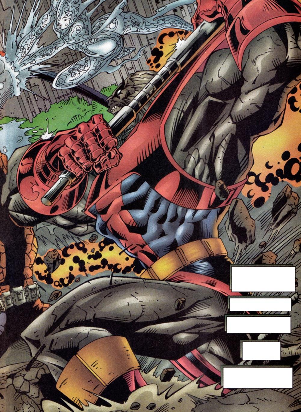 Tyros (Heroes Reborn) (Earth-616)