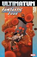 Ultimate Fantastic Four Vol 1 59
