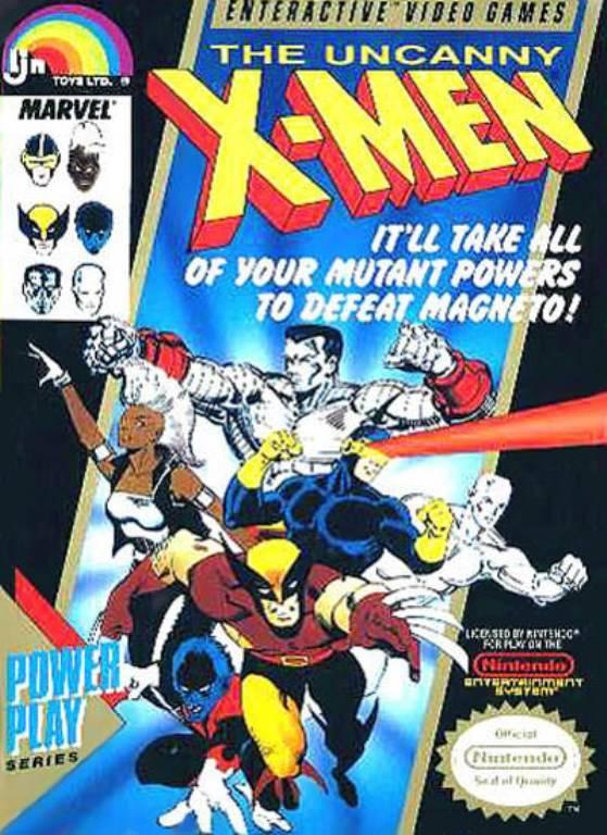 The Uncanny X-Men (video game)