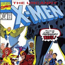 Uncanny X-Men Vol 1 273