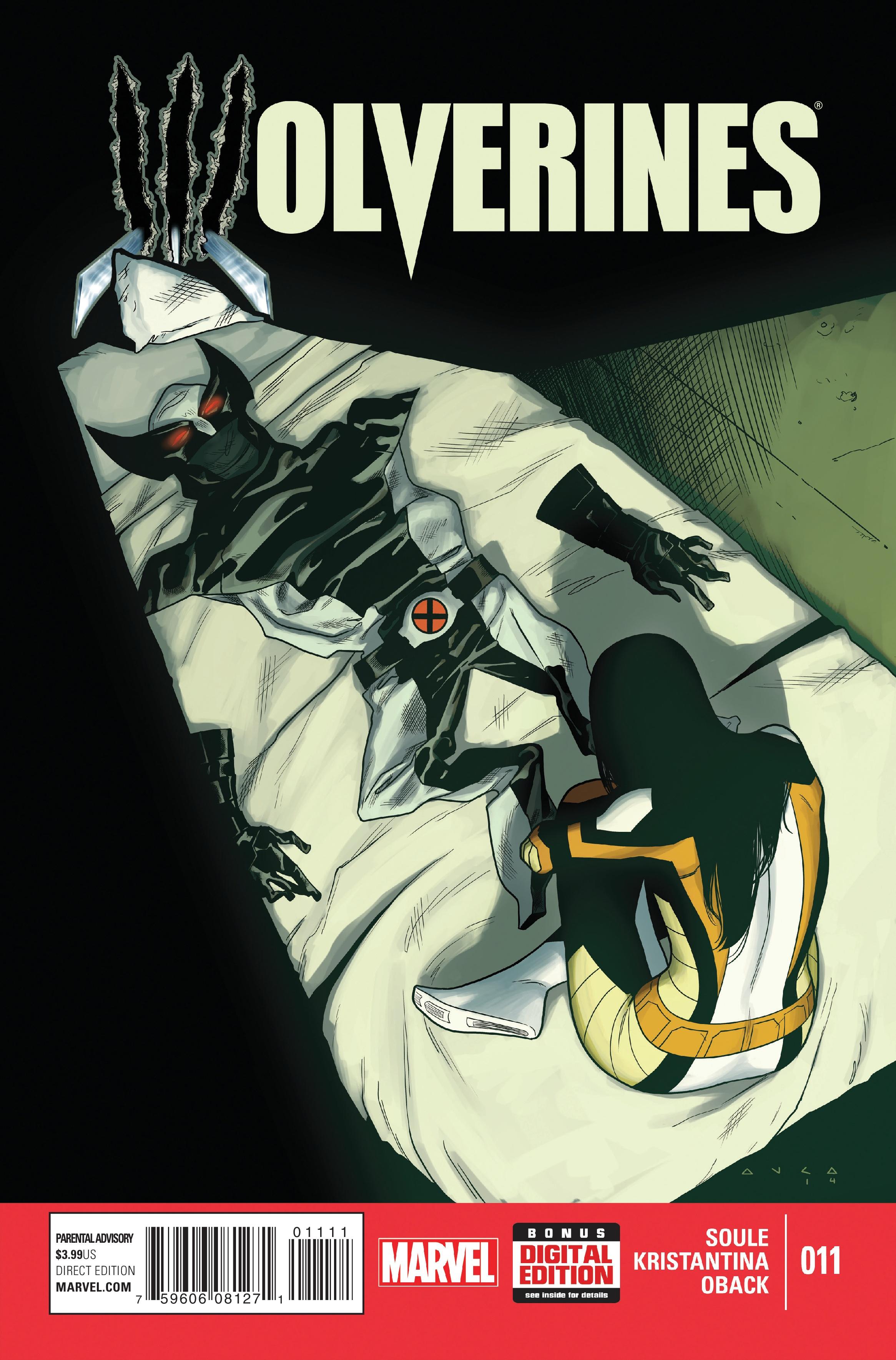 Wolverines Vol 1 11